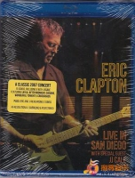 BD25-2D 6 艾力克莱普顿:圣地牙哥现场实录(2016)  Eric Clapton Live in San Diego With Special Guest JJ Cale (·2016)  豆瓣评分·