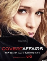 BD25-2D 56 谍影迷情 第1-2季 Covert Affairs Season 1-2 4碟 (2010) · (·)  豆瓣评分7.4