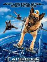 BD50-3D 10 猫狗大战2 3D Cats & Dogs The Revenge of Kitty Galore 3D 豆瓣6.4 · (·)  豆瓣评分·