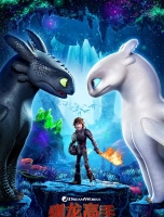 BD25-3D 15 驯龙高手3 3D How to Train Your Dragon The Hidden World (2019)  豆瓣评分7.4