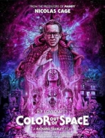 BD25-2D 47 星之彩/流星溢彩/时空之外的颜色(2019) 豆瓣6.3  Color Out of Space  (2019)  豆瓣评分6.3