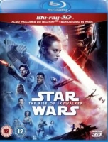 BD25-3D 55  星球大战9:天行者崛起  3D+2D  全景声 带国配 Star Wars: The Rise of Skywalker (2019)  豆瓣评分6.3