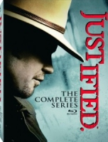 BD25-2D 66  【火线警探1-6季】12碟 完整版 Justified Season 1 (2010)  豆瓣评分9.0