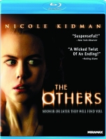BD50-2D 74  【小岛惊魂/不速之吓/神鬼第六感】 The Others (2001)  豆瓣评分8.2