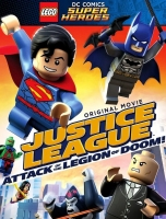 BD25-2D 73 乐高正义联盟:末日军团的攻击 LEGO DC Super Heroes:Justice League:Attack of the Legion of Doom!(2015) · (·)  豆瓣评分·